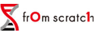 株式会社フロムスクラッチの企業ロゴ