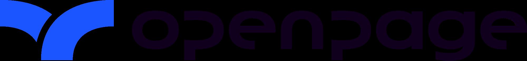 株式会社openpageの企業ロゴ